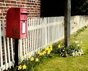 image of postbox