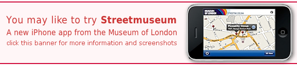 click for more information about Streetmuseum