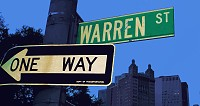 Warren Street, Tribeca